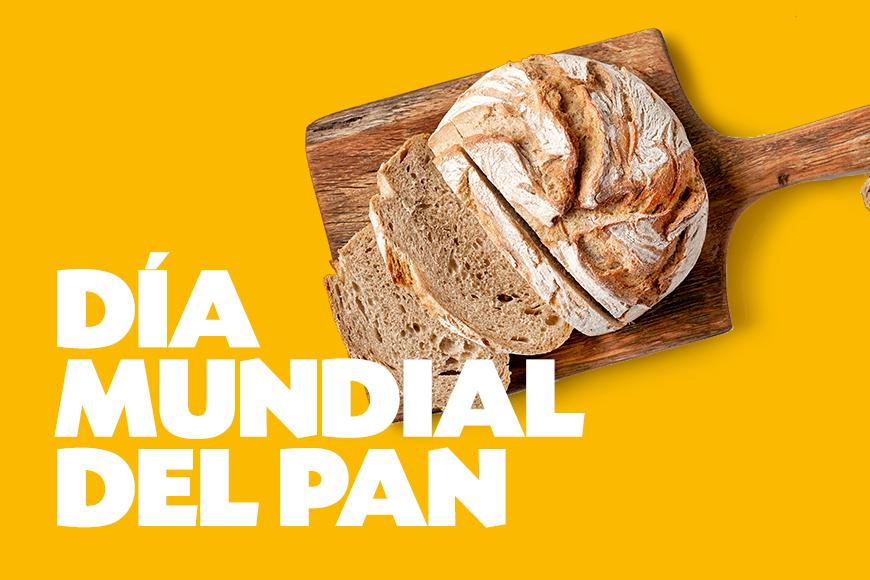 El día mundial del pan